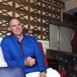 Parvathy Nair With Matthew Hayden (6)