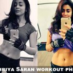 Shriya Saran workout HD (1)