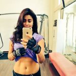 Shriya Saran workout HD (7)