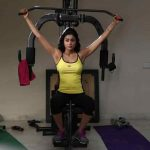 Shriya Saran workout HD (9)