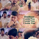 Vijay Movie Love Quotes  (12)