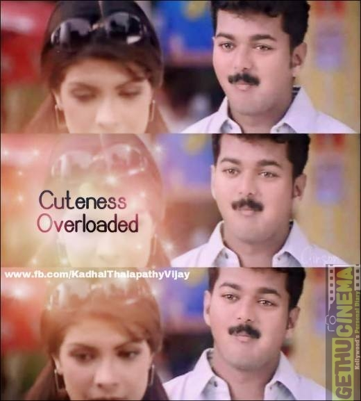 Vijay Love Quotes : Ilayathalapathy Vijay Movie Images With Love Quotes ! - Gethu Cinema
