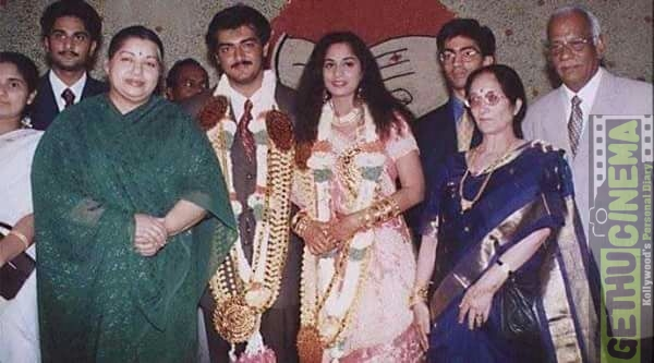 ajith wedding