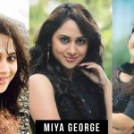 Actress Miya George (1)