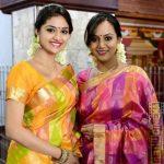 Keerthi Suresh 2017 saree Pictures (16)