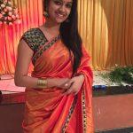 Keerthi Suresh 2017 saree Pictures (7)