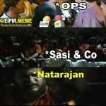 O. Panneerselvam Press Meet Meme (14)