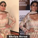 Shriya Saran At Lakme Fashion Week 2017 (1)