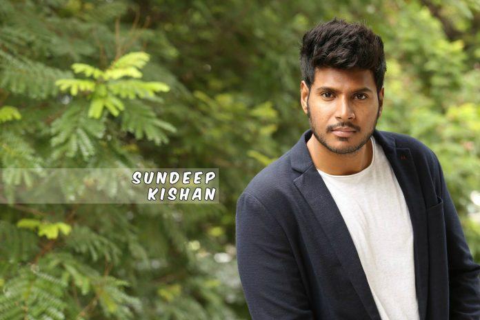 Sundeep Kishan