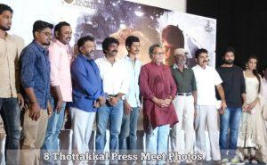 8 Thottakkal Press Meet photos