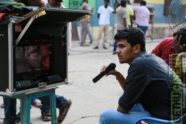 Dhuruvangal Pathinaaru shooting spot
