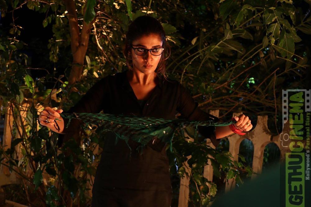 Nayantara in dora
