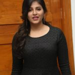Anjali At Chitrangada  Success Meet Gallery (10)