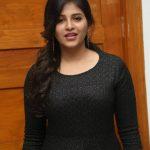 Anjali At Chitrangada  Success Meet Gallery (10)