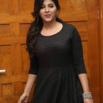Anjali At Chitrangada  Success Meet Gallery (11)