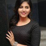 Anjali At Chitrangada  Success Meet Gallery (14)