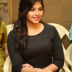 Anjali At Chitrangada  Success Meet Gallery (2)