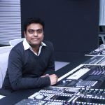 Harris Jayaraj's at #StudioH Launch (1)