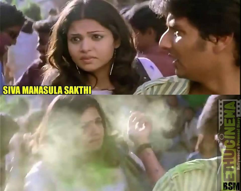 Holi celebration in tamil cinema 3