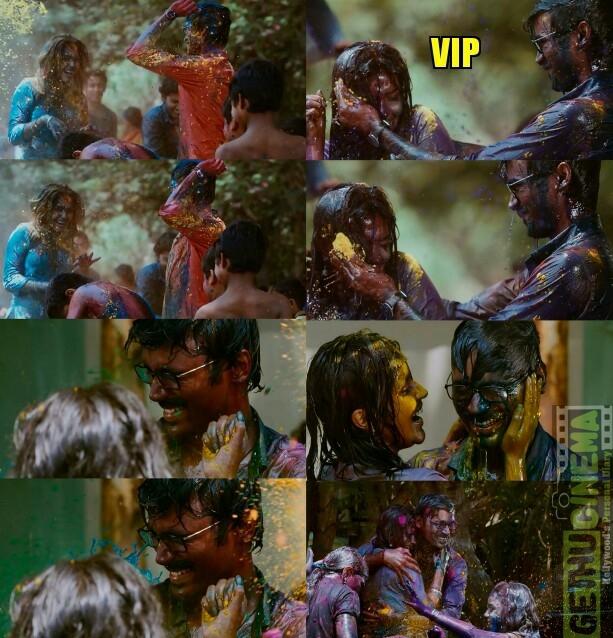Holi celebration in tamil cinema 8