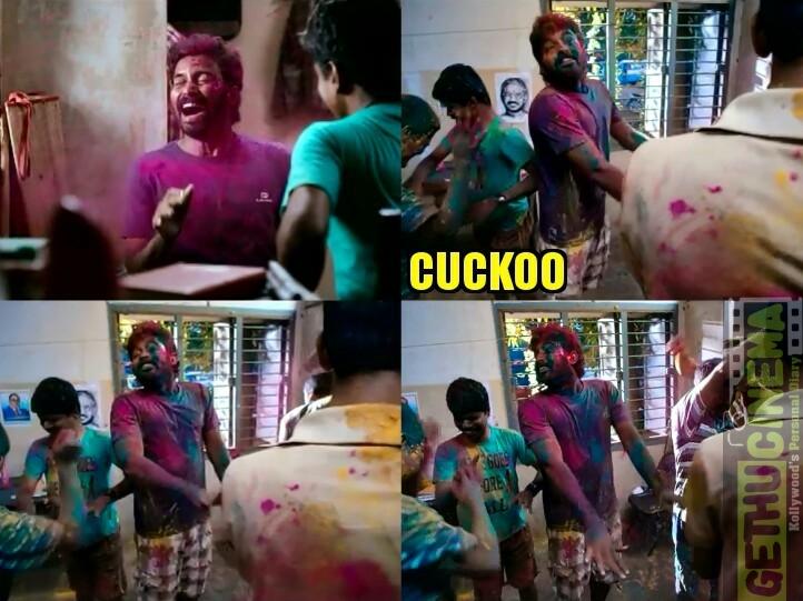 Holi celebration in tamil cinema 9