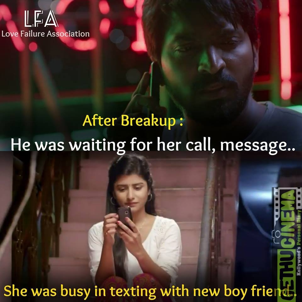 Tamil Movies Love & Love Failure Quotes 2017 Gethu Cinema