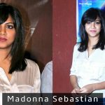 Madonna Sebastian at kavan  press meet (1)