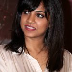 Madonna Sebastian at kavan  press meet (5)
