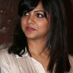 Madonna Sebastian at kavan  press meet (9)
