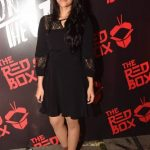 Megha Akash at The Red Box (11)