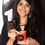 Megha Akash at The Red Box (2)