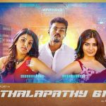 Thalapathy 61 - Fan Made HD Posters (3)