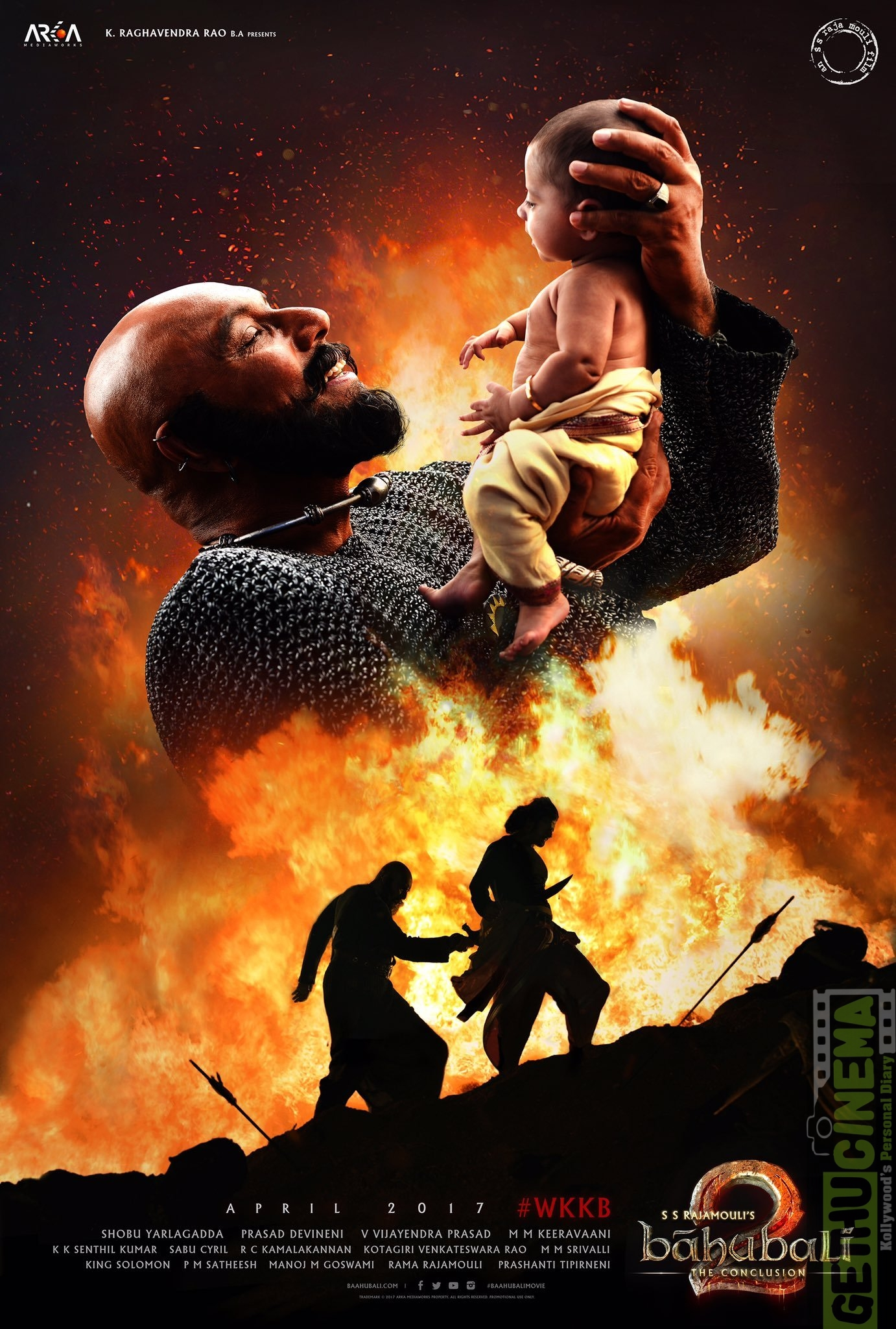 baahubali 2 the conclusion another