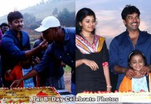Jai Birthday Photos