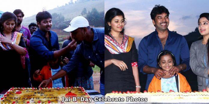 Jai Birthday Photos