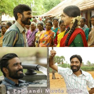 Papaandi Movie stills
