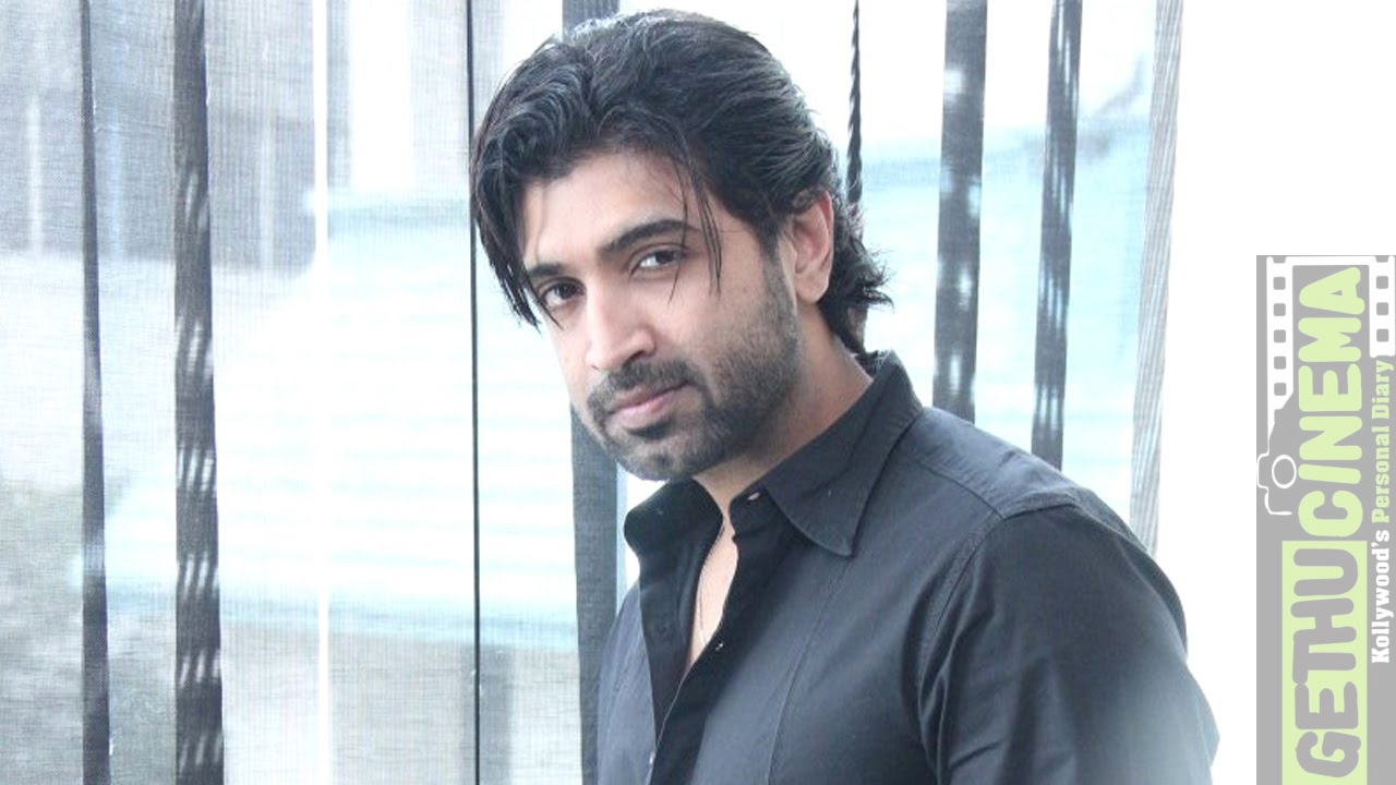Arun Vijay S Next Is With Magizh Thirumeni Gethu Cinema