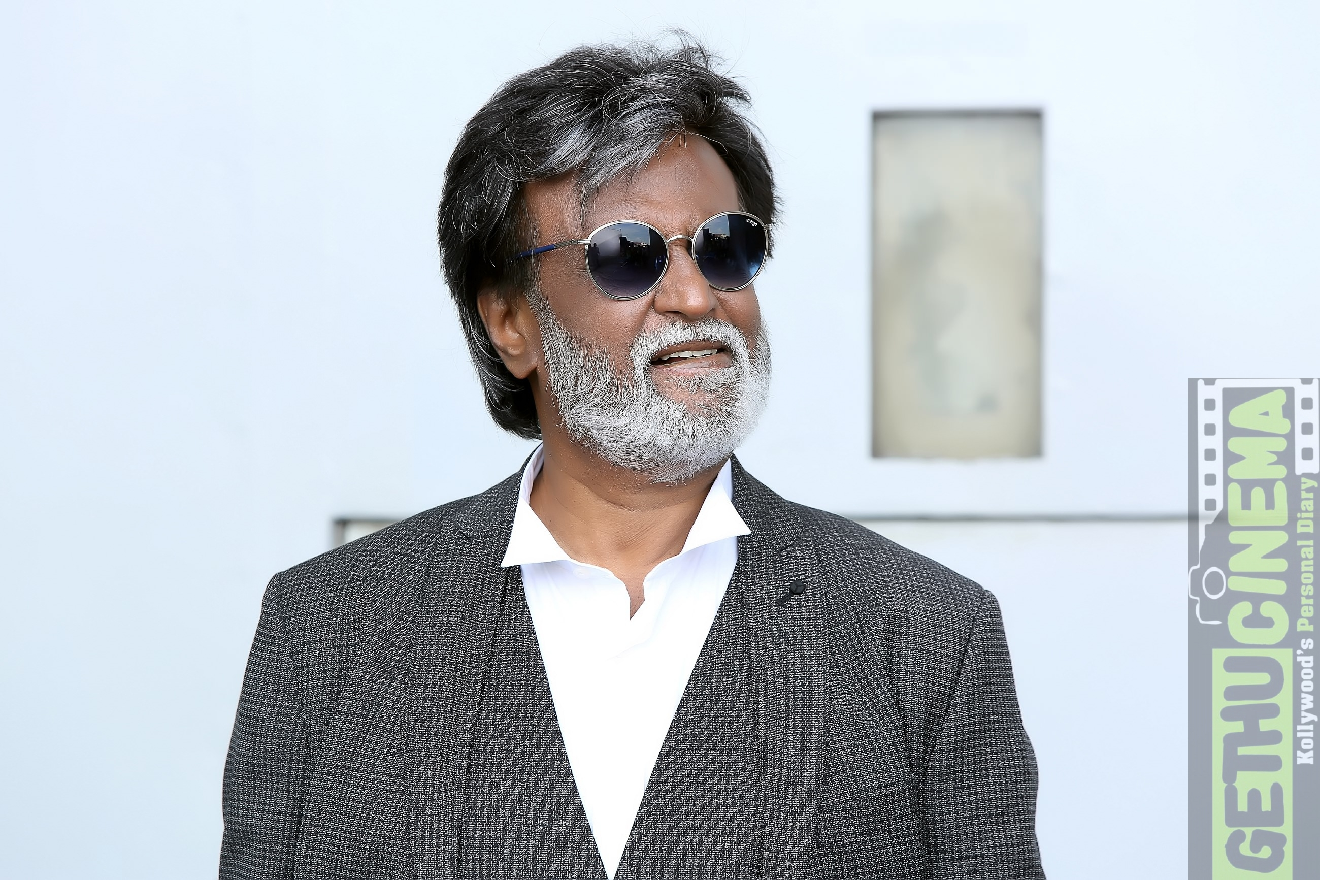 superstar rajinikanth gethucinema kabali