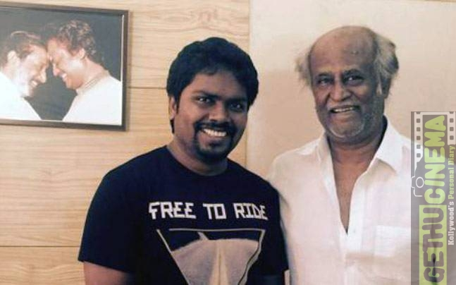 Rajinikanth and Pa ranjith gethucinema