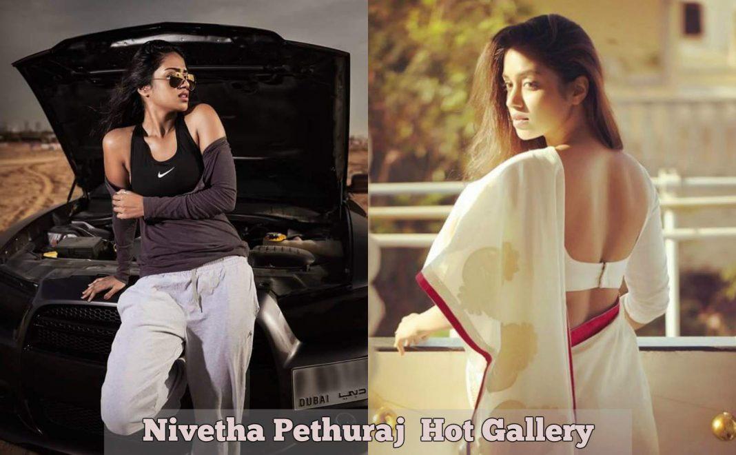 Nivetha Pethuraj Hot Stills
