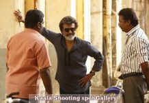 Kaala Shooting spot Stills