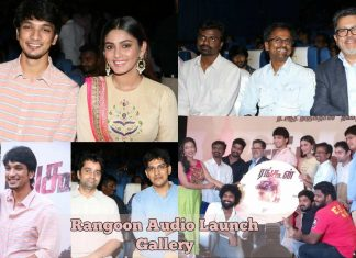Rangoon Audio Launch Stills Gallery