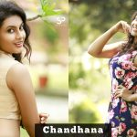 Chandhana new look cute stills (1)