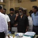 Kaala Shooting spot Stills (1)