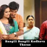 Sangili Bungili Kadhava Thorae movie stills (1)
