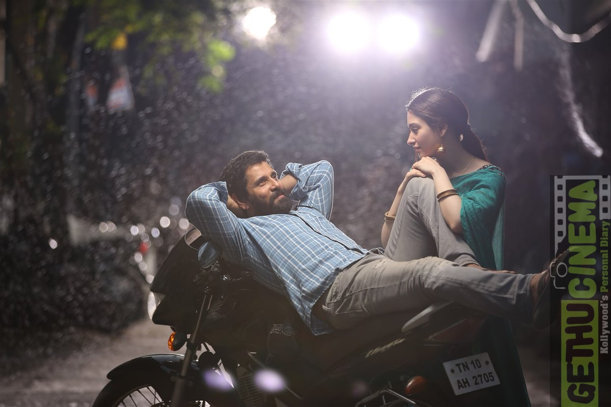 Sketch Movie Latest Gallery Vikram Tamannaah Gethu