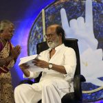 Superstar Rajinikanth Fans Meet HD Images (14)