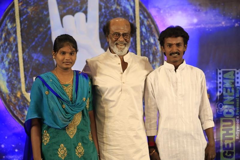 Superstar Rajinikanth Fans Meet HD Images  Gethu Cinema