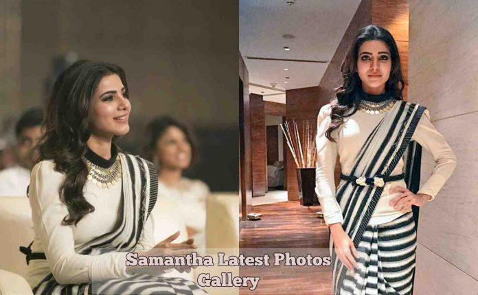 Samantha Latest Photos Gallery
