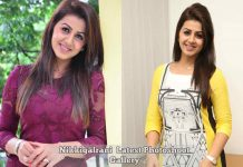 Nikkigalrani Latest Photoshoot Gallery
